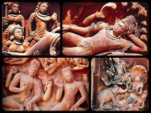 Architecture Dashavatara Temple