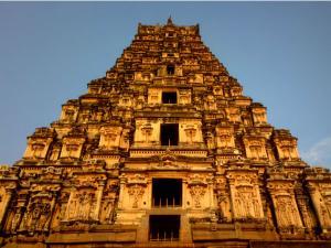 Virupaksha Temple Temple A Historic Place