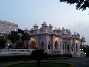 Falaknuma Palace Is One The Beautiful Palace Hyderabad