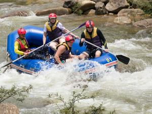 Best Places River Rafting India