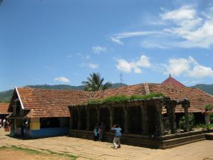 Thirunelli Maha Vishnu Temple Brahmagiri Hill Wayanad Kerala