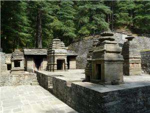 Jageshwar Temple The Temple City Almora