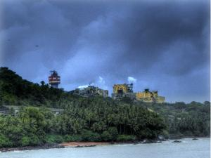 Goa Best Monsoon Destination India