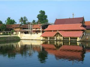 Ambalappuzha Sri Krishna Temple Is One The Famous Krishna Te