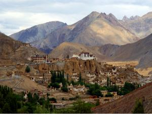 Lamayuru The Offbeat Moonscape Village Ladakh