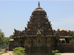 Amruteshvara Temple The Ancient Hoysala Temple Chikkamagalu