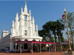 St Mary S Forane Church Athirampuzha The Renowned Pilgrim
