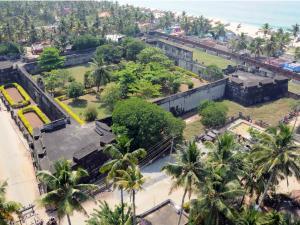Anchuthengu Fort The Historical Fort Thiruvananthapuram