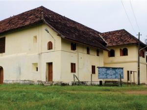 Historic Dutch Palace Mattancherry Malayalam
