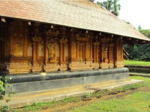 Thodeekalam Siva Temple Devotees Art Lovers Malayalam