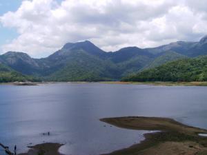 Pothundi Dam The Beauty Lies The Laps Nelliampathi Malayalam
