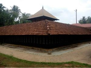 Anciant Kottakkal Sree Venkittathevar Sivakshethram Malayalam