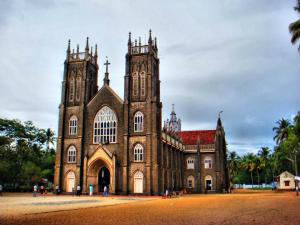 Ten Famous Christian Churches Kerala