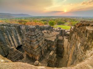 Travel Guide Ellora Caves