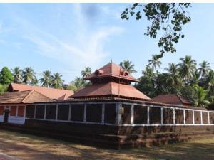 Trichambaram Temple Guruvayoor Of North Kerala