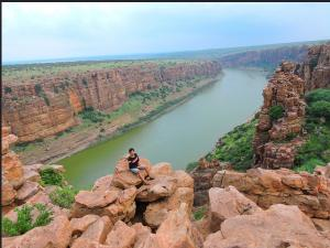 Gandikota The Grand Canyon Of India