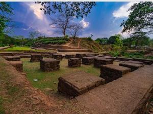 Barabati Fort The Memories Past Days