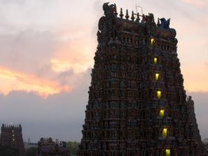 Unesco Report About Madurai Meenakshi Temple