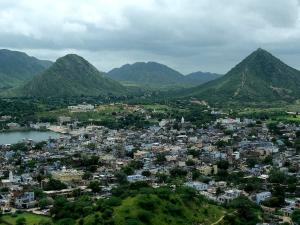 Pushkar The Town Of Fairs And Festivals
