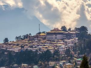 Tawang The Largest Buddhist Monastery In India