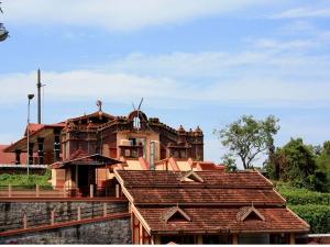 Thiruvangad Ramaswami Temple The Brass Pagoda Kerala