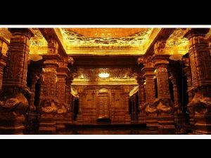 The Golden Temple Of Tamilnadu