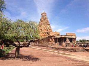 Mystery About Brihadeeswara Temple Thanjavur