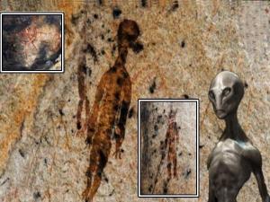 Ten Thousand Years Old Cave Evidences Of Alien In Chhattisgarh