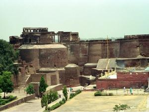 Qila Mubarak The Oldest Surviving Fort In India