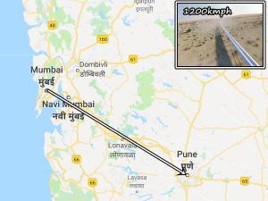 All About Mumbai Pune Hyperloop Highway