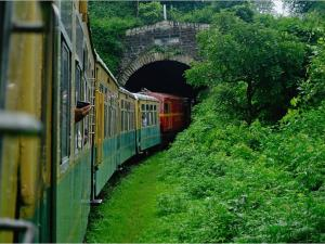Fascinating Kalka Shimla Rail Route