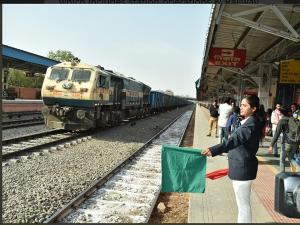 India S First Fully Operated Women Staff Railway Station