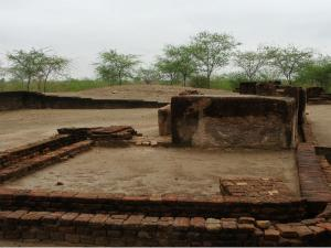 From The Sophisticated City Ahmedabad The Ancient Settlement Of Lothal