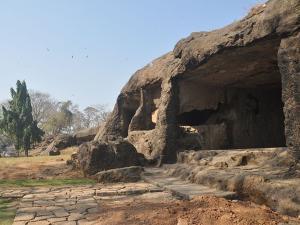 Jogeshwari Caves Mumbai