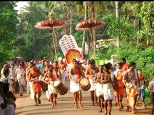 Let Us Go Manakkattu Devi Temple