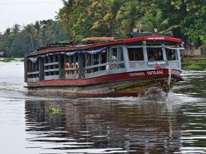 Fascinating Boat Ride From Kottayam Alappuzha