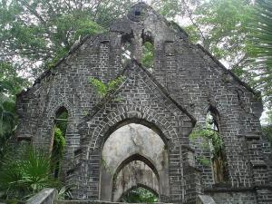 Top Five Abandoned Churches In India