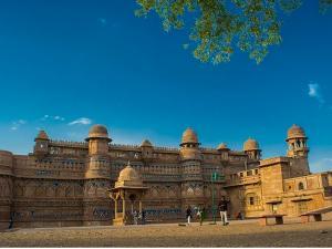 Gwalior Fort An Architectural Wonder Madhya Pradesh