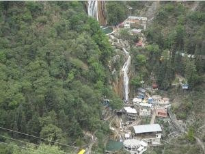 The Majestic Kempty Falls In Uttarakhand