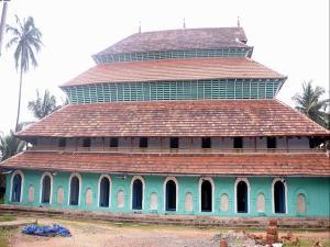 Historical Mishkal Mosque Kozhikode