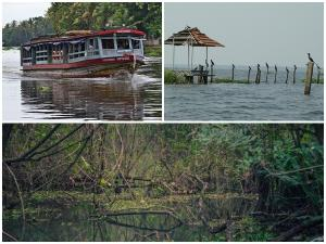 Cheap Rate Boat Journye From Kumarakom Pathiramanal