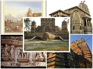 Mysterious Tantric Temples India