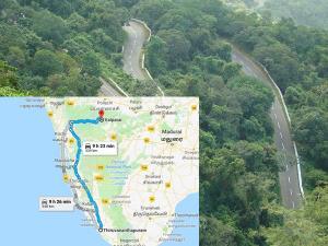 A Beautiful Ride From Thiruvananthapuram Valparai