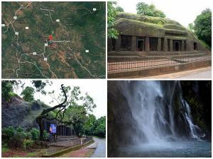 Hidden Arvalem Caves Waterfalls Goa