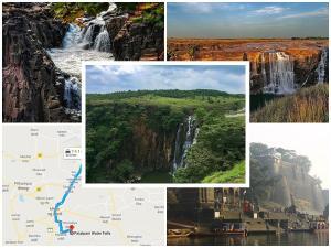 The Most Dangerous Patalpani Waterfall In Madhya Pradesh
