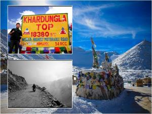 All About Khardung La Kashmir