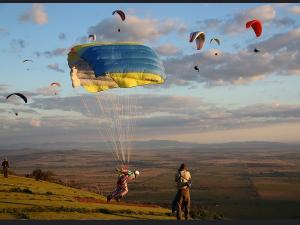 Wonderful Paragliding Destinations In India