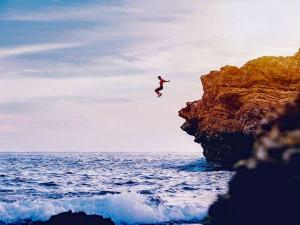 Cliff Diving Destinations In India