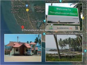 Thirumullavaram Beach The Serene Beach Kollam