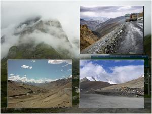 Highest Dangerous Motorable Roads India